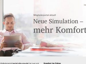 BU-Simulationsberechung für die Steuerberater NRW